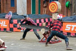 The Great Alaskan Lumberjack Show