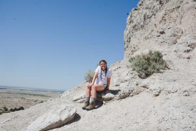 Notch Trail, Badlands National Park