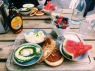 Brunch at Cafe Flottenheimer | August 23, 2017