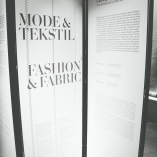 Fashion & Fabric exhibit