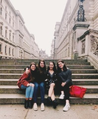 So thankful to get to travel Europe with these girls!