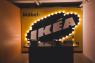 One of the original IKEA logos